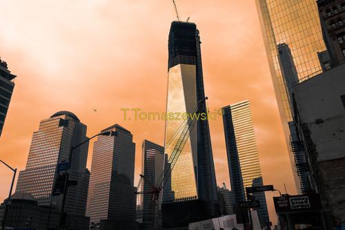 Manhattan, New York, USA, Nowe wieże World Trade Center